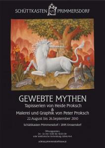 Ausstellung Heide und Peter Proksch