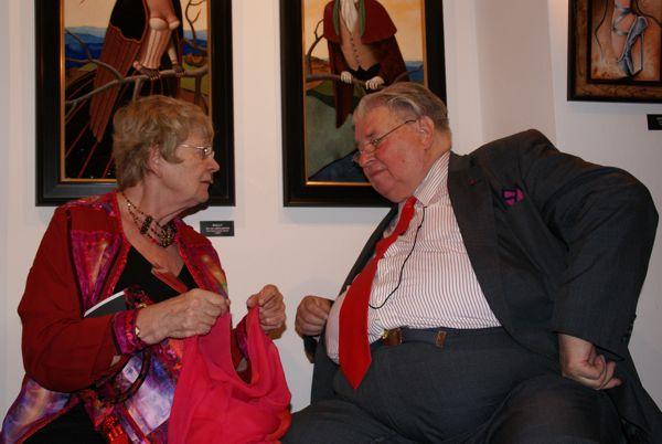Brigid Marlin, Gerhard Habarta