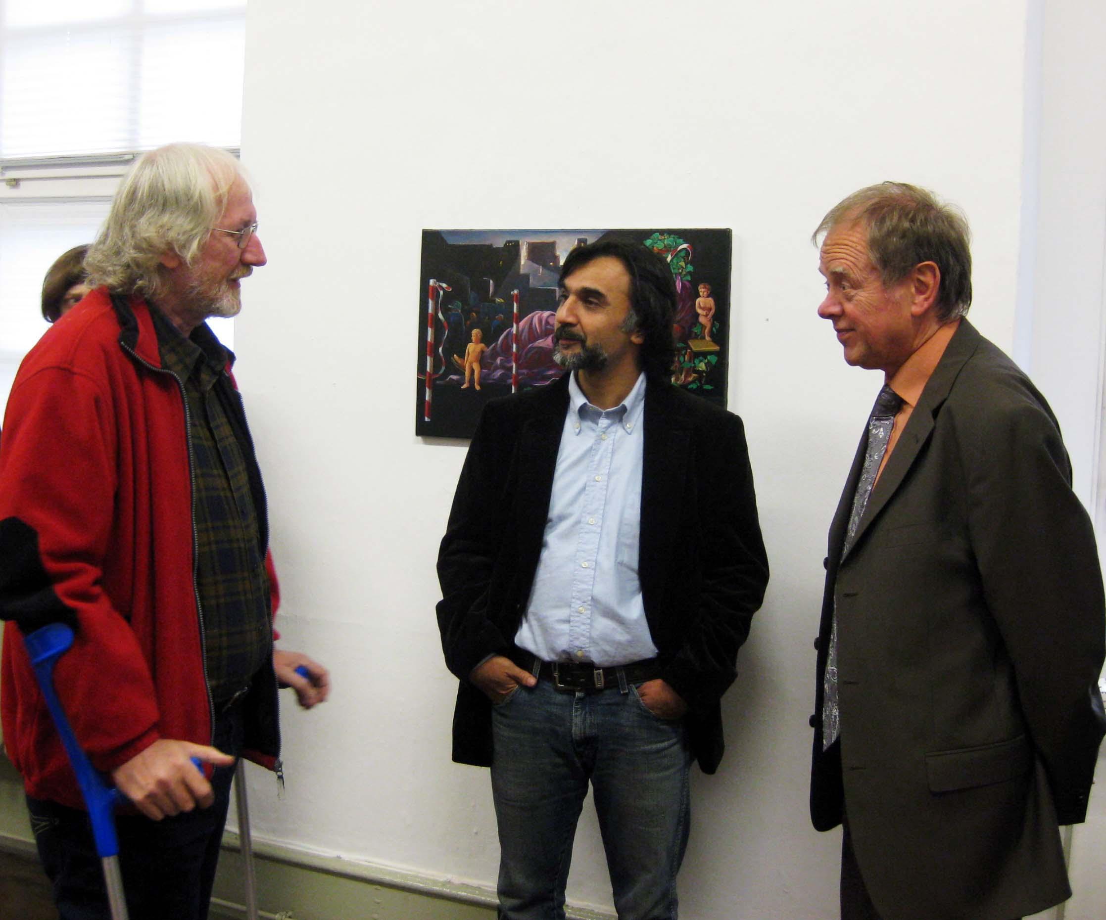 Siegfried Zademack, Kaikaoss, Rainer Grimm