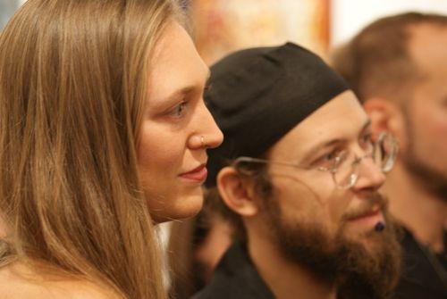 Aloria Weaver, David Heskin