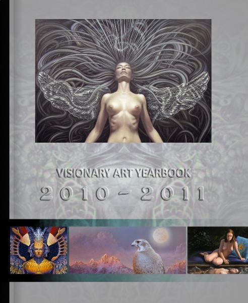 Visionary Art Jahrbuch