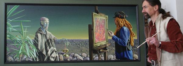 Dialog in der Wüste, Benedetto Fellin