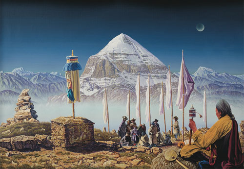 Der-heilige-Berg-Kailasch