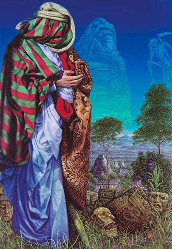 Rumi-in-Mexiko