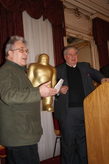 Verleihung des Goldenen Planetarier, De Es, Gerhard Habarta