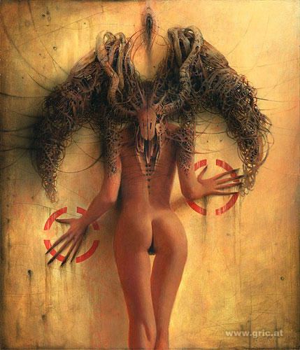 Peter Gric, Metamorphosis (Demon)