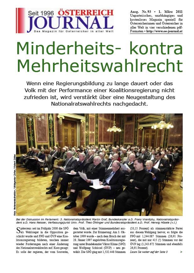 Österreich-Journal