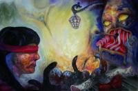 Das Maerchen von der Zeitlosigkeit © Irina Rosanowski