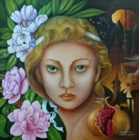 Persephone, ©Christine Hirschberg