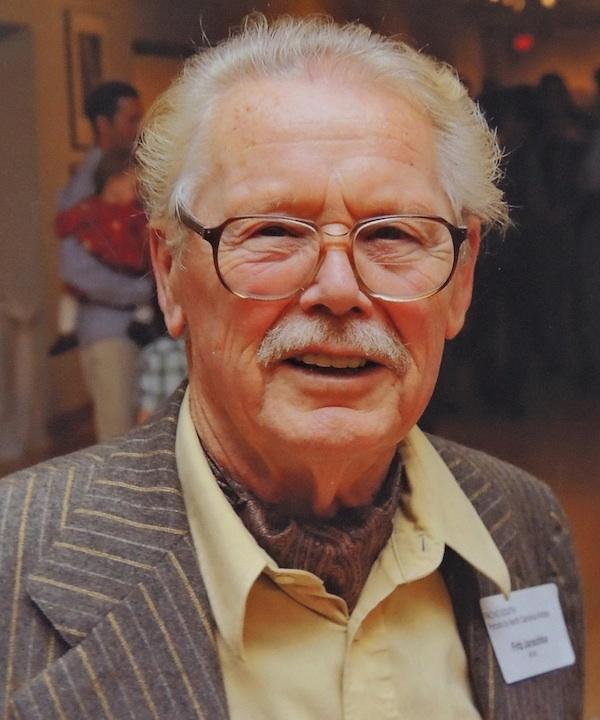 Fritz Janschka verstorben