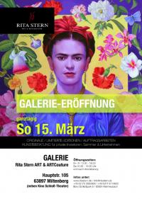 Eröffnung Galerie Stern