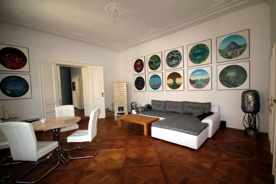 Ateliereröffnung Philipp Heckmann in Baden (A)