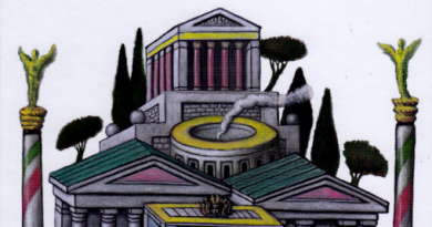 Culmanns Tagträume in Rom