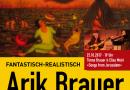 Arik Brauer im Minoritenkloster Tulln (A)