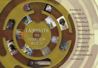 """""""Labyrinth der Wirklichkeiten"""" in Wels (A)"""