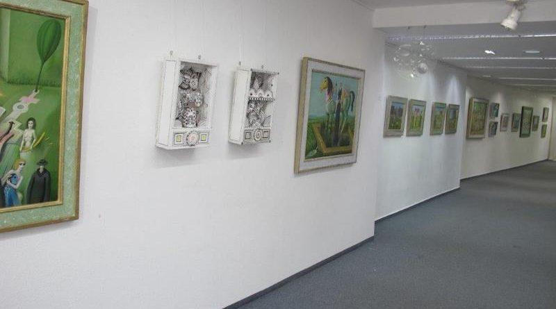 Otfried H. Culmann Sommerausstellung in Remagen (DE)