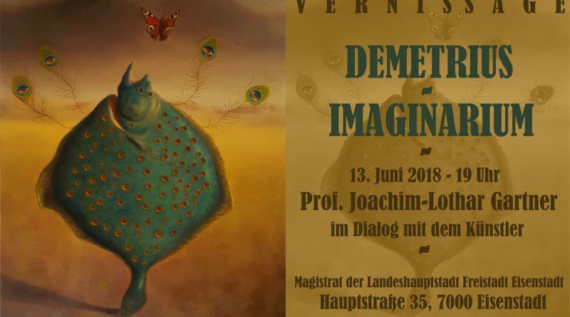 """Demetrius mit """"Imaginarium"""" in Eisenstadt (AT)"""