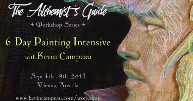 Workshop mit Kevin Campeau in Wien (AT)