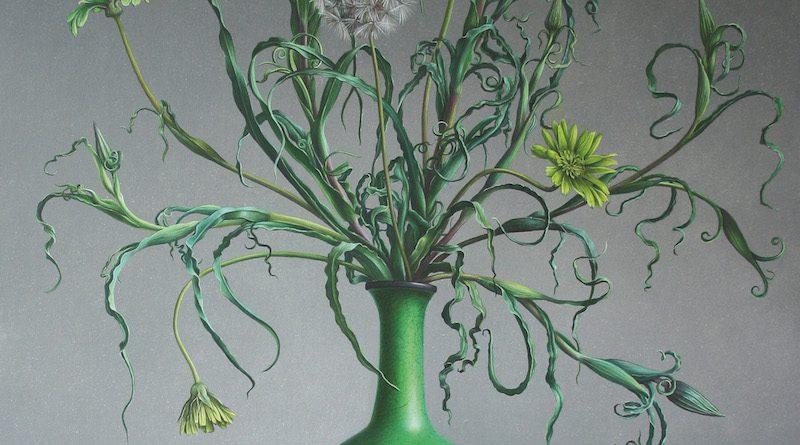 "Stadtgalerie Marchtrenk (AT) eröffnet neu mit ""Blütenträume"""