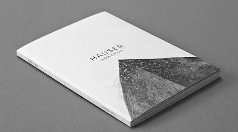 "Katalog Stefan Zsaitsits ""Häuser"""