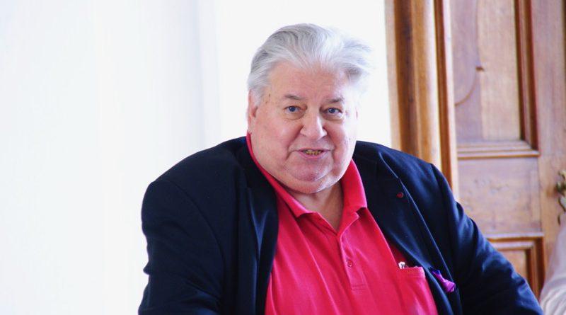 Prof. Gerhard Habarta feiert 80. Geburtstag