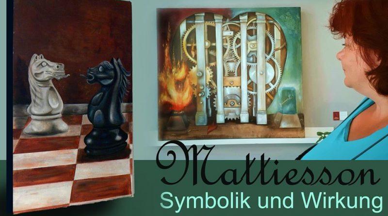 Mattiesson in der Horizontalen Galerie in Lübben (DE)