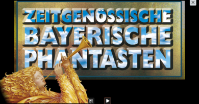 Video: Kitzingen (D) zeigt bayrische Phantasten
